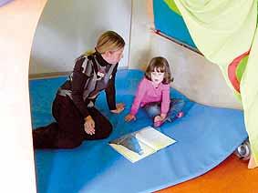 Kuschelhöhle kindergarten  Reichlich Platz für Lebensfreude
